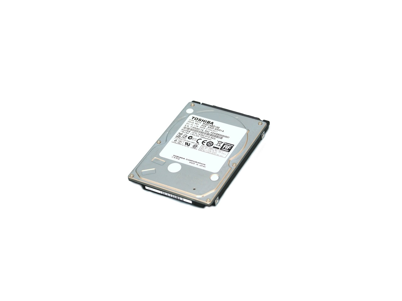 500GB TOSHIBA 2.5 5400 MQ01ABF050 NOTEBOOK DİSKİ