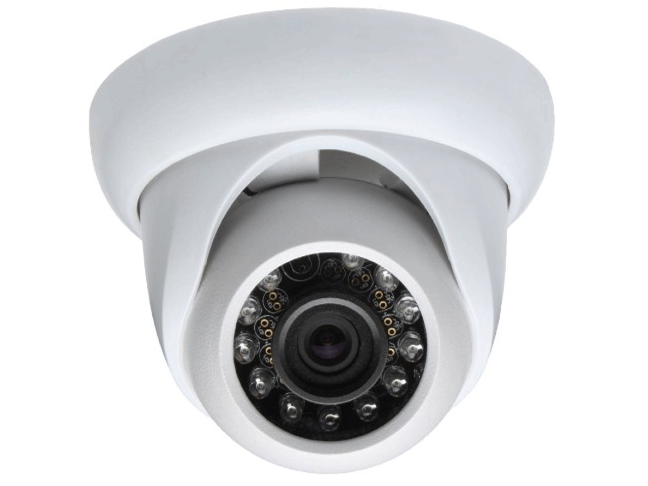HAC-HDW2100SP-0360B 1.3 MP 720P WATERPROOF IR DOME HD-CVI KAMERA