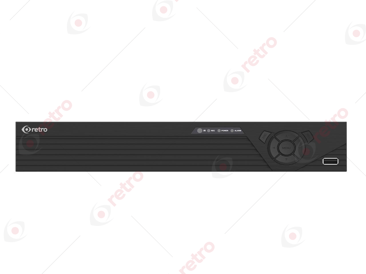 RT-7208A 8 KANAL HD 1U NVR