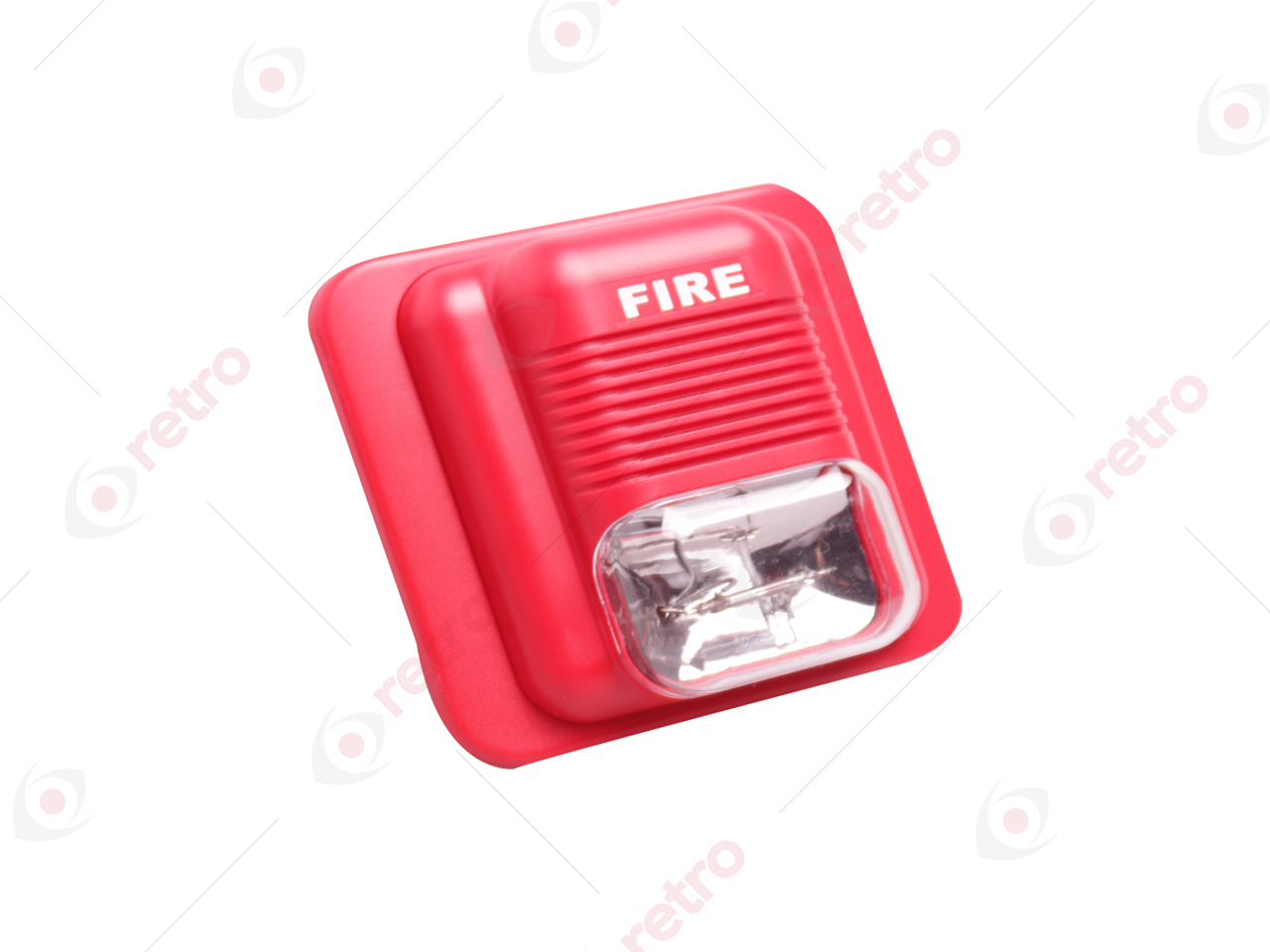 RT-1004 SİREN WİTH FLASH 24V