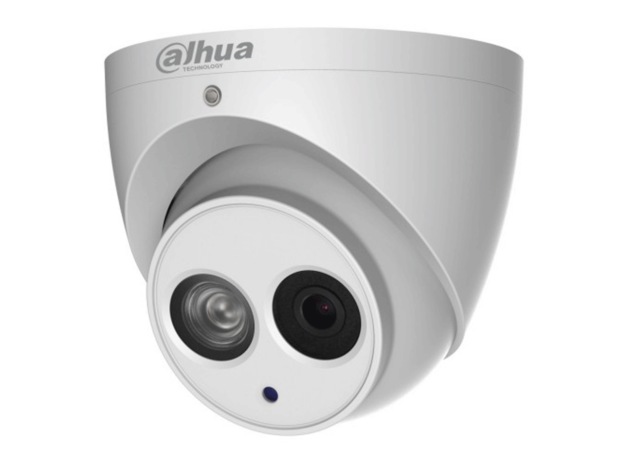 DAHUA IPC-HDBW4830EMP-AS-0400B 8 MEGAPİKSEL ULTRA HD WATERPROOF IR DOME IP KAMERA - SESLİ