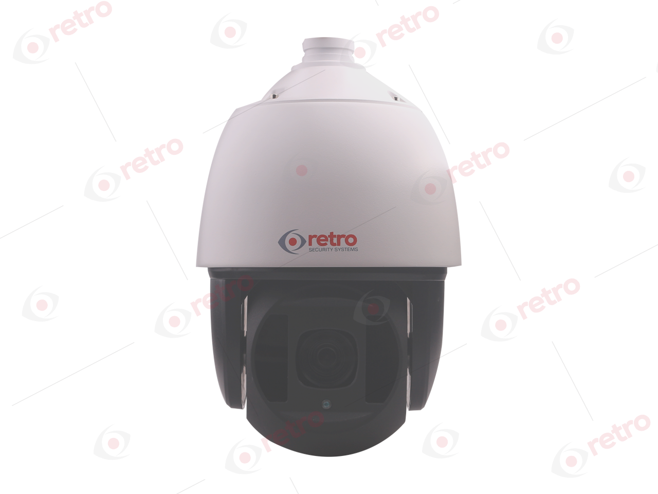 RT-5094 IP 2 MEGAPİXEL 1080P FULL HD LAZER LED SPEED DOME IP KAMERA