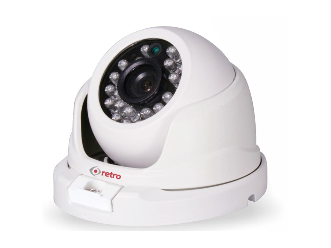 RT-4210 XVI 2.0 MEGAPİKSEL 1080P  IR METAL DOME AHD KAMERA 3.6MM