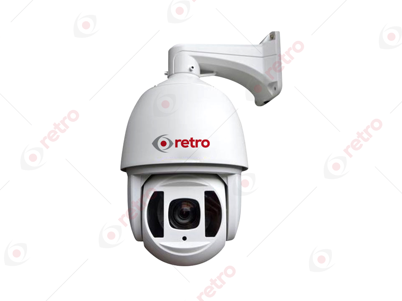 RT-4093 AHD 1.3 MEGAPİKSEL 960P IR SPEED DOME AHD KAMERA