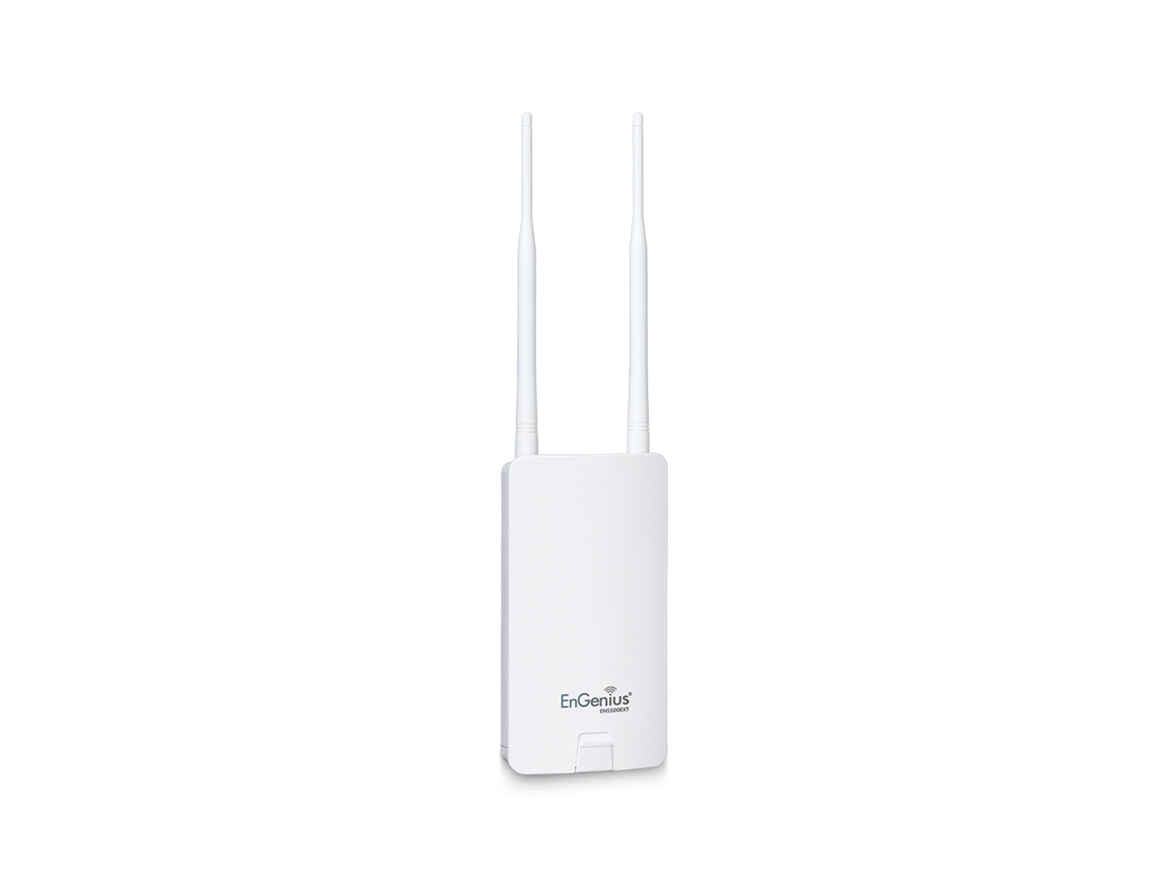 ENGENİUS ENS500EXT - Outdoor Wireless Access Point; N300 5 GHz Removable Antennas